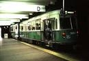T Green line