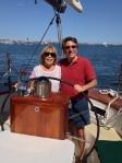 sail Boston Harbor