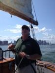 Adirondack III skipper Tim Lord