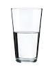 glass half empty