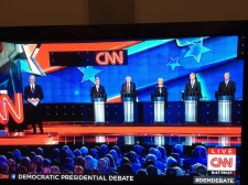 Dems 1st debate 2015