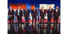 Seven GOP debaters