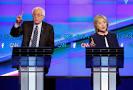 Sanders Clinton Florida debate