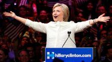 Clinton presumptive nominee
